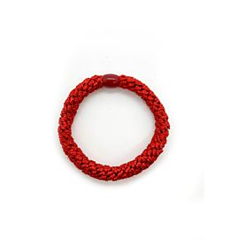Hoops Shiny Red