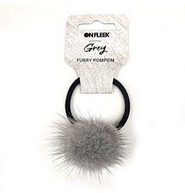 Onfleek Furry Pompom Grey -53%