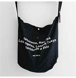 Mr Smith Tote Bag