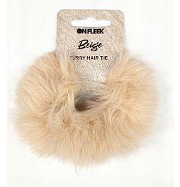 Onfleek Furry Tie Beige -50%
