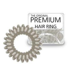 Premium Hairrings Silver Stone