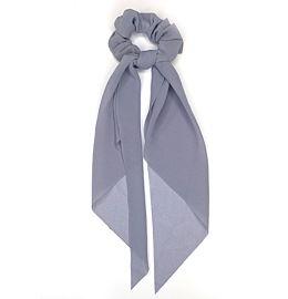 Scrunchie Dress Blue