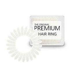 Premium Hairrings Rings White
