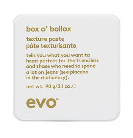 Square Box O Bollox Texture Paste 90ml