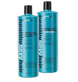 Healthy Shampoo og Conditioner Liter DUO